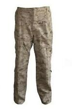 US Marines USMC Army MARPAT Desert Digital FROG pants Hose Medium Regular