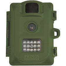Primos Bullet Proof Game Trail Cam Camera 6MP Low-Glow, Green - 63053
