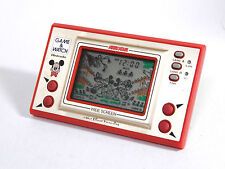 Nintendo Game & Watch Wide Screen Mickey Mouse MC-25 MIJ 1981 Great Condition_49