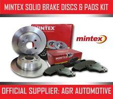 MINTEX REAR DISCS AND PADS 224mm FOR CITROEN XANTIA 2.0 HDI 90 90 BHP 1999-03