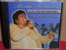 Marian Hollinshed and the Jordan Valley Gospel Singers - Glory to His Name CD