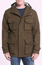 NWT TIMBERLAND  5510J TRAVELER FIELD WATER RESISTANT $248 WOOL JACKET  XL/TG