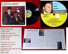 LP Frank Sinatra & Count Basie: Sinatra - Basie (Reprise R9-1008) US 1961
