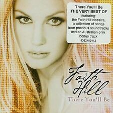 There You'll Be: Best of, Faith Hill, New Import