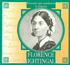 NEW Florence Nightingale (Spanish) by David Armentrout Mass Market Paperback Boo