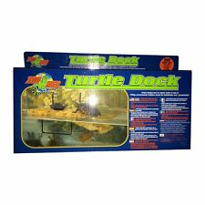 Zoo Med Tortue Dock medium 38x19cm - Île de la tortue