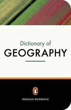 The Penguin Dictionary of Geography: Third Edition (Penguin Reference -ExLibrary