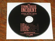 String Cheese Incident - Live 6 Track Bonus CD  for Song In My Head CD / LP RARE