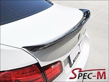 Carbon Fiber 3D Style Trunk Lip Spoiler Wing For BMW F10 520i 528i 535i 550i M5