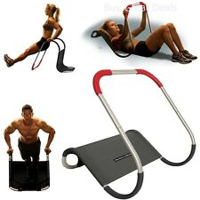 Ab Workout Machine Sit Up Fitness Health Exercise Equipment Weight Loss Home Gym