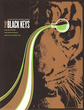 MINT Black Keys 2006 Electric Factory Todd Slater COPPER Variant  Poster 4/25