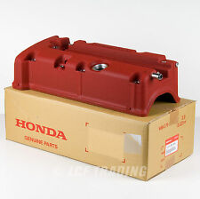 Authentic OEM JDM Honda Valve Cover Red - CIVIC FN2 FD2 K20Z TYPE R