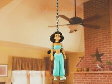 Disney Aladdin Jasmine 1001 Nights Ceiling Fan Pull Light Lamp Chain Decor 1272H