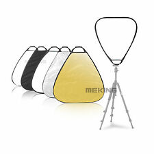 80cm 5in1 Triangle Reflector collapsible for photography Selens Handheld