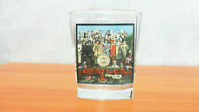 Vintage The Beatles Glass - SGT Peppers Lonely Hearts Club Band