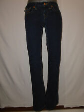 TRUE RELIGION WOMANS BECKY PAINTED DESIGNER JEANS SIZE 27