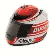 Ducati Corse Racing Stripe ARAI RX-7 GP Helmet NEW Size L (59) Integral