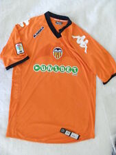 Kappa Valencia Authentic Jersey Shirt Kit 3XL XXXL UniBet Spain La Liga Spanish