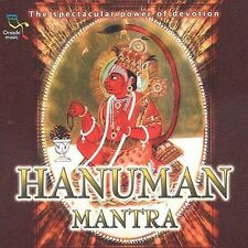 Various Artists : Hanuman Mantra CD (2012)***NEW***