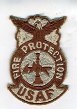 Older Patch for the US Airforce Fire Protection Division