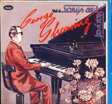 GEORGE SHEARING songs and story of volume 6 134 EVC 85 232/3 DOUBLE LP PS EX/VG
