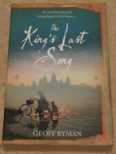 Geoff Ryman SIGNED THE LAST KING'S SONG (trade paperback)