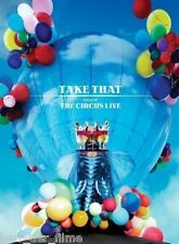 TAKE THAT present THE CIRCUS LIVE (2-Disc Limited Edition) NEU+OVP