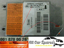 Mercedes E Class W210 - Airbag / Air Bag Control Module - 001 820 00 26