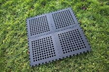 Black Safety Mats ~ ~ ~ Exercize garden home shed garage swimming pools eva foam