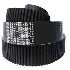 312-3m-09 HTD Cinghia Di Distribuzione 3m - 312mm di lunghezza x larghezza 9mm