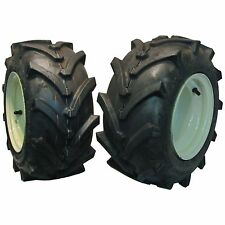 16x7.50-8 TIRE RIM WHEEL ASSEMBLY Lawn Mower Garden Tractor Go Kart R-1 4-Hole