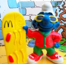Schtroumpf morey mac donald Smurf mac do puffi  pitufo puffo mac do macdo TR
