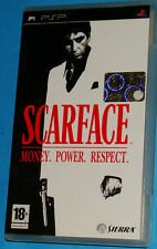 Scarface - Sony PSP - PAL