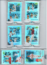 2004 Etopps Baseball Playoff 2004 set----12 card set