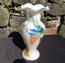 Vintage Murano Style Glass Vase