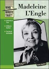 Madeleine L'Engle (Who Wrote That?)-ExLibrary