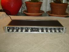 LT Sound EC-1, ECC, Spring Reverb, Echo Delay, with Equalizer, Vintage Rack