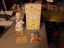1994 PRECIOUS MOMENTS MEMORIES ARE MADE OF THIS ITEM #529982 IN BOX EVENT FIGURE