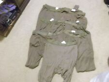 US MILITARY DRAWERS LIGHTWEIGHT COLD WEATHER SZ MEDIUM LOT OF 7