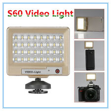 Inseesi S60 32 LED Lamp Beads Video Light For Digital Camera Mobile Phone 5600k