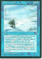 MAGIC THE GATHERING ICE AGE BLUE WINTER'S CHILL
