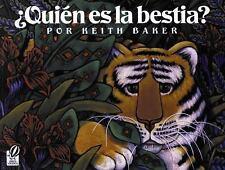 ..Quin es la bestia? by Baker, Keith