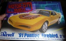 REVELL 1991 PONTIAC FIREBIRD FORMULA 1/24 Model Car Mountain FS