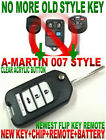 STYLISH FLIP KEY REMOTE FOR 05-06 FORD MUSTANG CHIP KEYLESS ENTRY CONTROL FOB