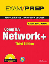 CompTIA Network+ N10-004 Exam Prep (3rd Edition) by Harwood, Mike