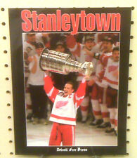 NEW -  DETROIT FREE PRESS STANLEY-TOWN BOOK - NHL STANLEY CUP 1997 - REDWINGS
