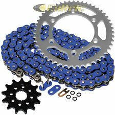 BLUE O-RING Drive Chain & Sprockets Kit Fits YAMAHA YZ250F 4-Stroke 2012-2015