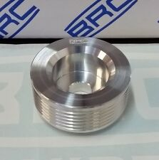V6 Ecotec Power Alternator BILLET PULLEY  20% Oversize for Speedway High Revs