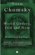 World Orders, Old and New by Noam Chomsky (Paperback, 1997)