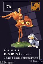 Disney Magical Collection Figure No.76 Bambi & Thumper Tonsuke OOP item